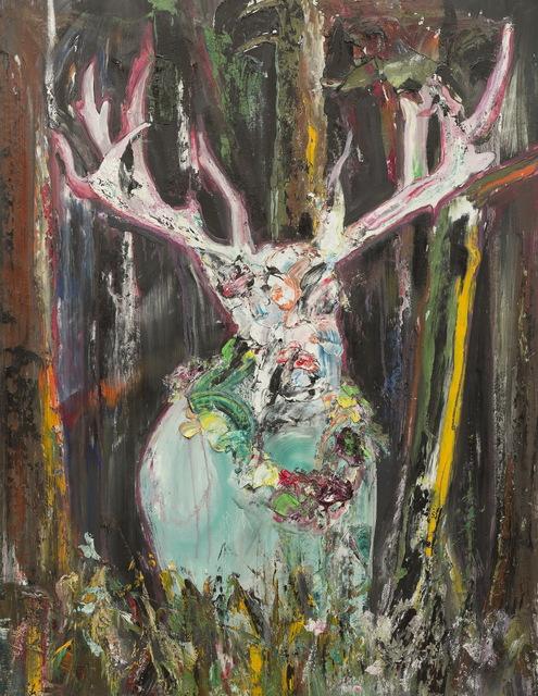 , 'Algún año nuevo,' 2015, Nora Fisch