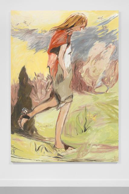 Jane Corrigan, 'Earth is Wet', 2019, Galerie Antoine Ertaskiran