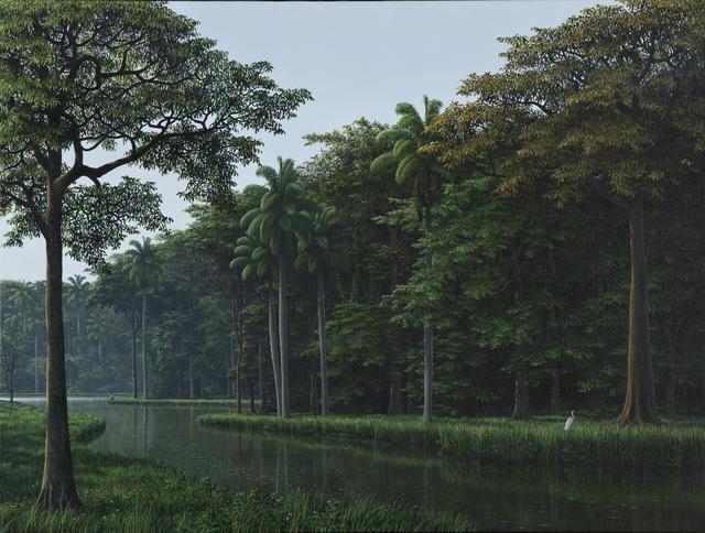 , 'La garza y el meditador ,' 2002, Gary Nader