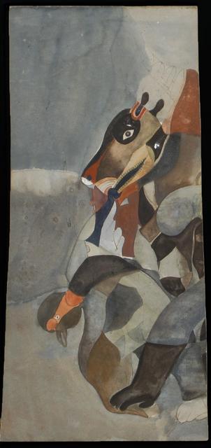 , 'Sin título,' 1969, Oscar Roman
