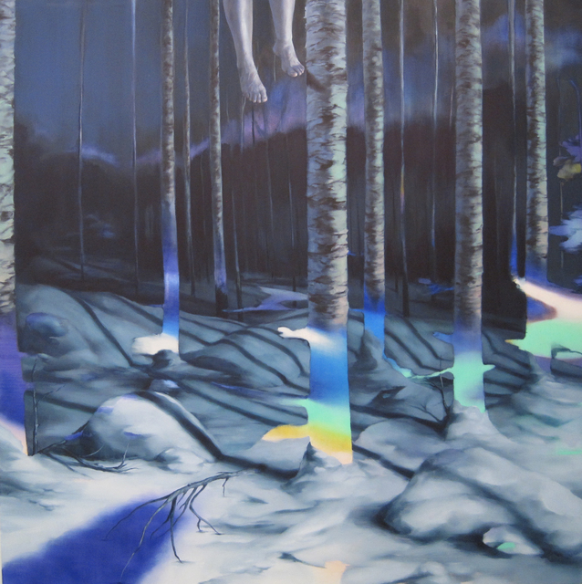 , 'Forest,' 2016, Roman Fine Art