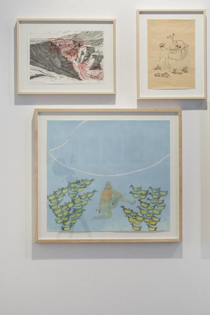 , 'Company,' 2008, Travesia Cuatro