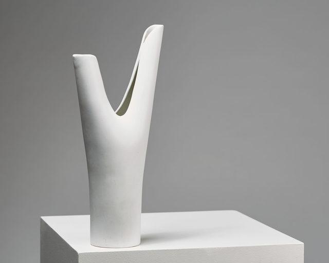 ", 'Vase ""Veckla"",' 1940-1949, Modernity"