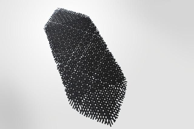 , 'Shade Kilim rug,' 2012, Carwan Gallery