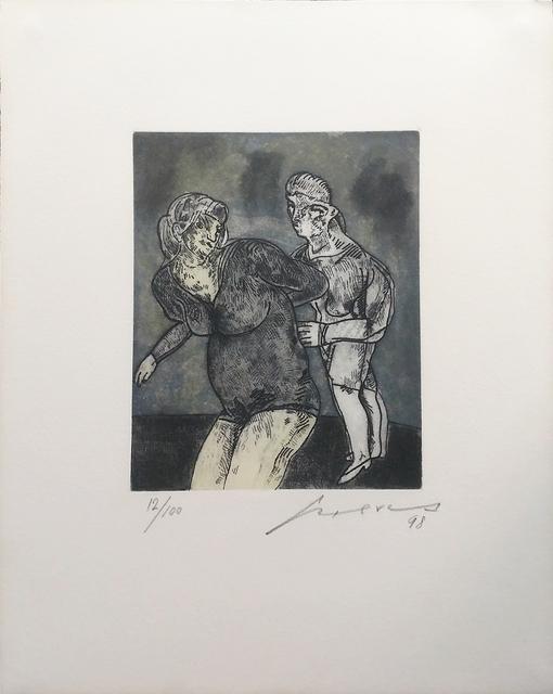 Jose Luis Cuevas, 'UNKNOWN TITLE', 1998, Gallery Art