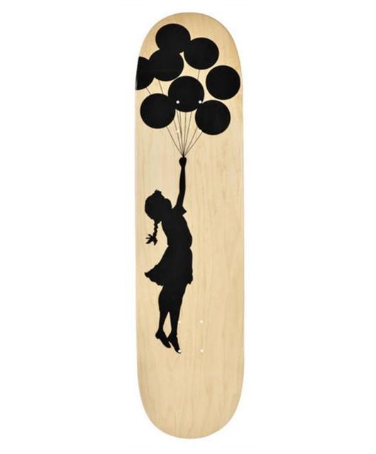 Banksy, 'Balloon Girl skateboard deck', 2017, EHC Fine Art: Essential Editions VIII
