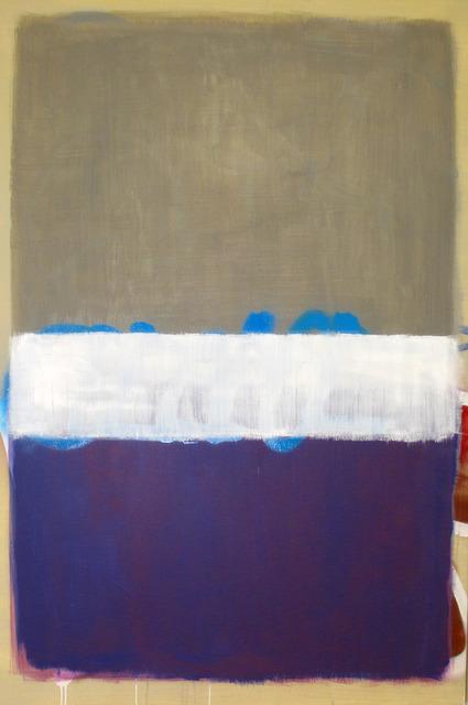 , 'Rothko's Modern Life 12,' 2013, Lazarides