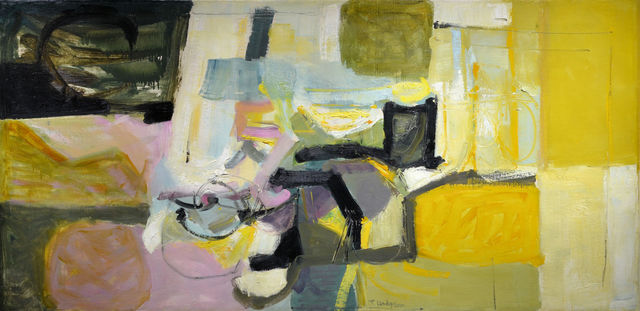 , 'Dark Then Mostly Light,' 1956, Canadian Art Group