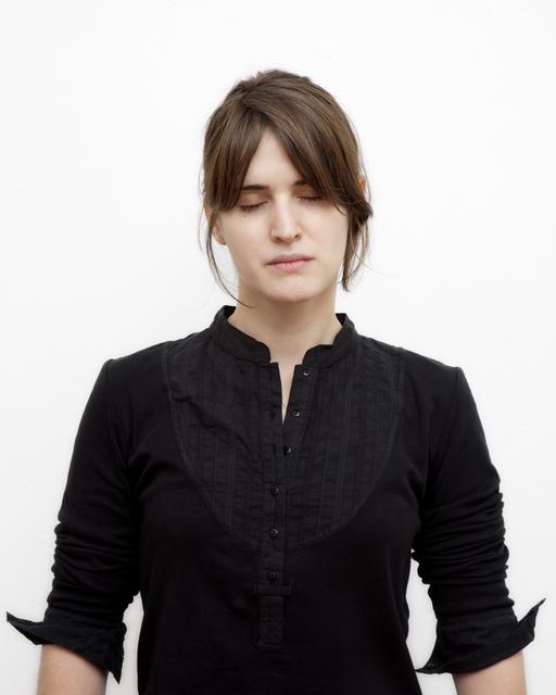 , 'Andrea Santolaya (Serie Closed),' 2007, Blanca Soto Arte