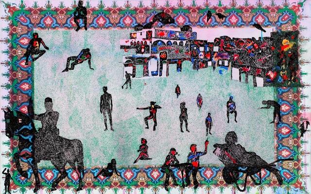 , 'Porte de Tunis #2,' 2016, AGorgi Contemporary Art Gallery