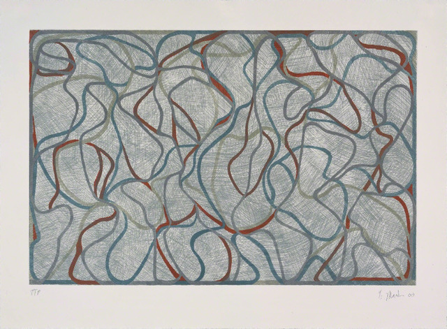 Brice Marden, 'Eagles Mere Muses', 2001, Upsilon Gallery