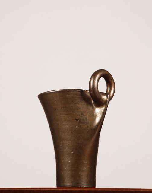 , 'Ceramic vase,' ca. 1950, Magen H Gallery