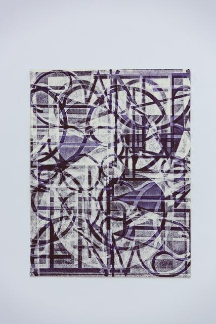 , 'Chants,' 2016, Ivan Gallery
