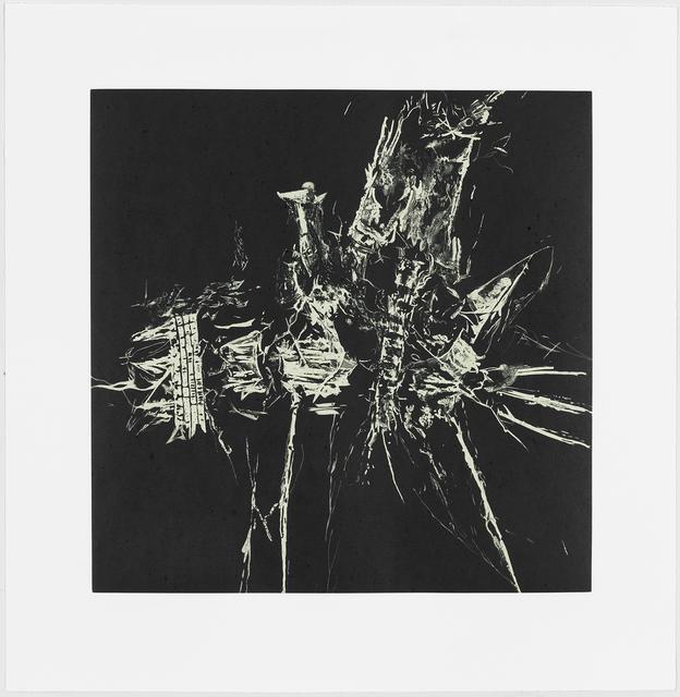 Ingrid Calame, 'Drill Press', 2019, Graphicstudio USF