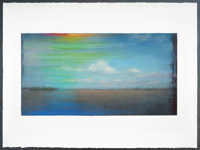 , 'Glitch in the Everglades,' 2017, Nohra Haime Gallery