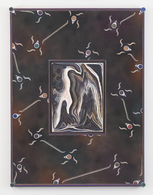 , 'Muonic Rasta Ray,' 2012-2013, Feuer/Mesler
