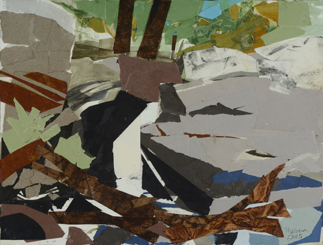 , 'Forest Falls,' 2015, Visions West Contemporary