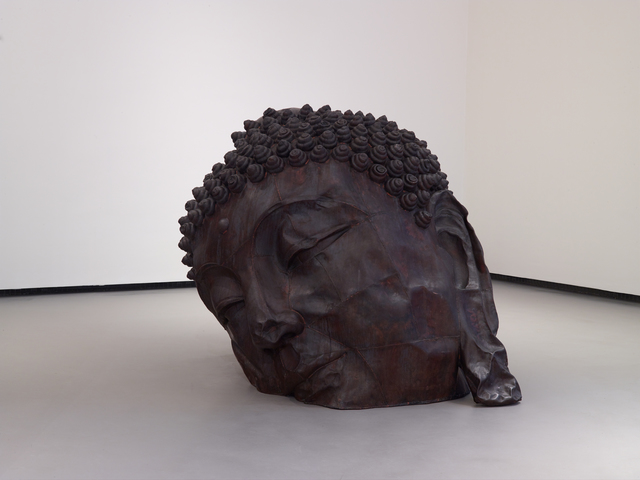 , 'Long Island Buddha,' 2010-2011, Fondation Louis Vuitton