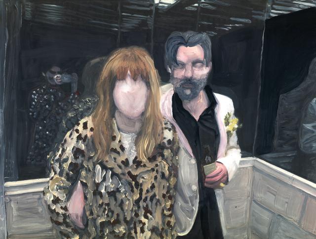 , 'love in an elevator,' 2018, Marloe Gallery