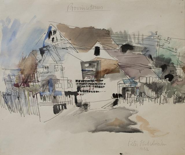 , 'Provincetown,' 1962, Gaa Gallery