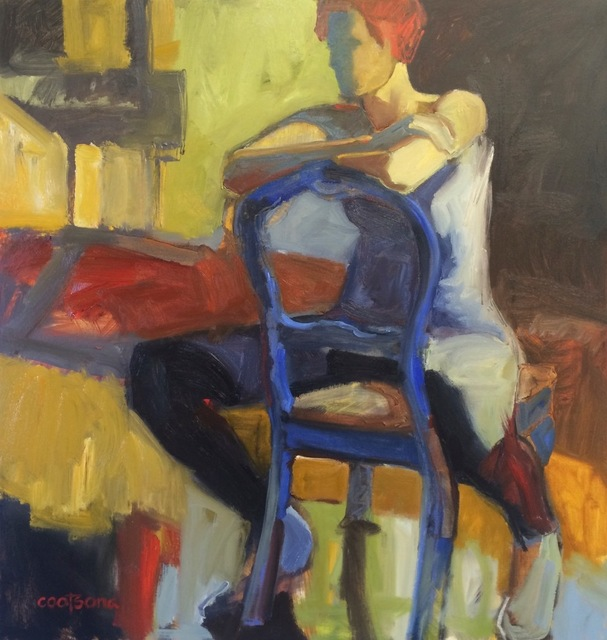, 'Improv,' 2015, Seager Gray Gallery