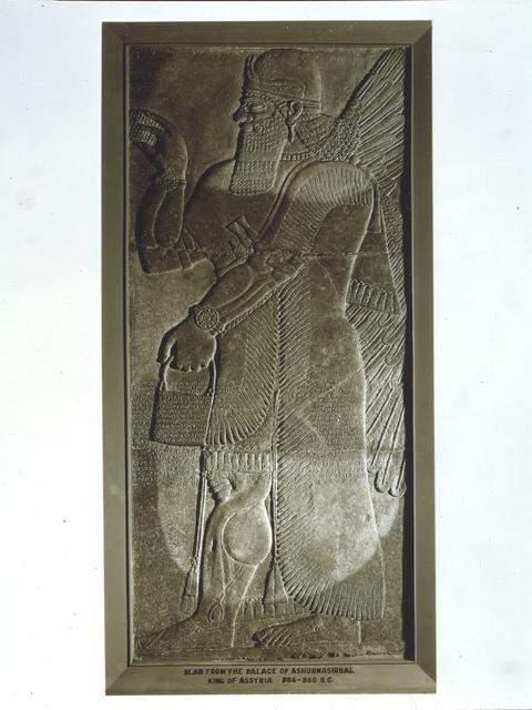 Unknown Artist, 'Monumental Assyrian Relief', 883 BCE-859 BCE, Penn Museum