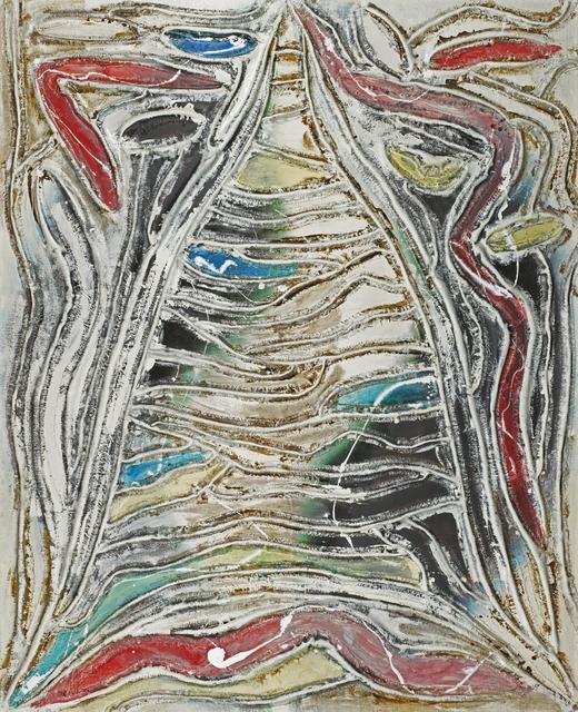 , 'Untitled 150302,' 1987, 2013, 2015, Whitestone Gallery