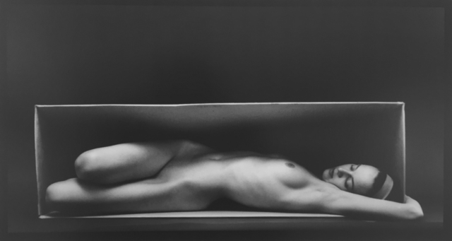 , 'In the Box, Horizontal,' 1962, G. Gibson Gallery