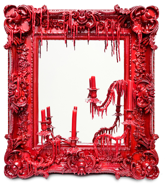 , 'Mirror II,' 2017, Paradigm Gallery + Studio