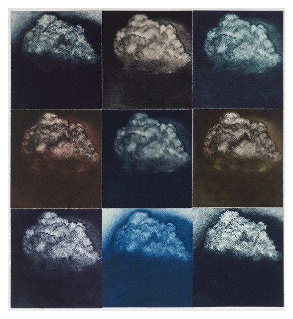 , 'Nine Views of a Cloud,,' 2015, David Krut Workshop