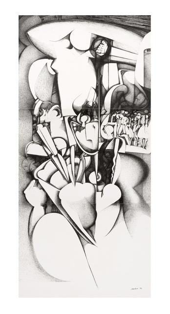 , 'Untitled,' 1986, Vigo Gallery