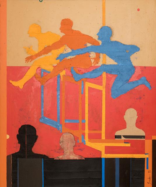 , 'Maraton Cromatico,' N/A, Galeria Oscar Roman