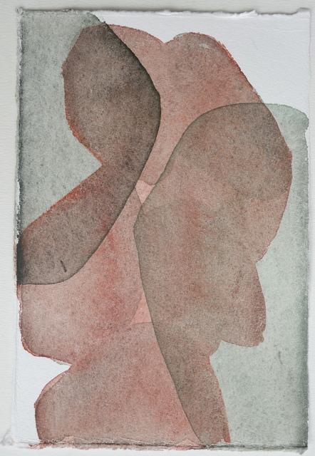 , 'Teresa Pera / Botanics 22 ; works on paper from the series Caligrafies,' 2017, PontArte