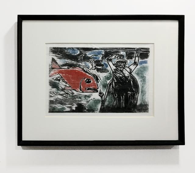, 'Pescador Perdido,' ca. 1955, Bergamin & Gomide