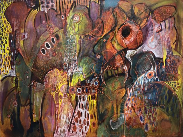 , 'El Tãguere y la Oruga,' 2014, OTA Contemporary
