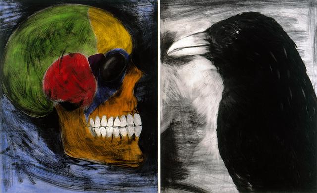 Jim Dine, 'Technicolor II', 1996, Galerie de Bellefeuille