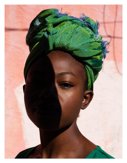 , 'African American 1 & 2,' 2016, Richard Beavers Gallery