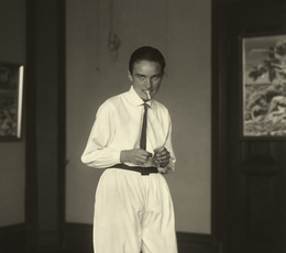 August Sander, 'Do not publish!', Galerie Julian Sander