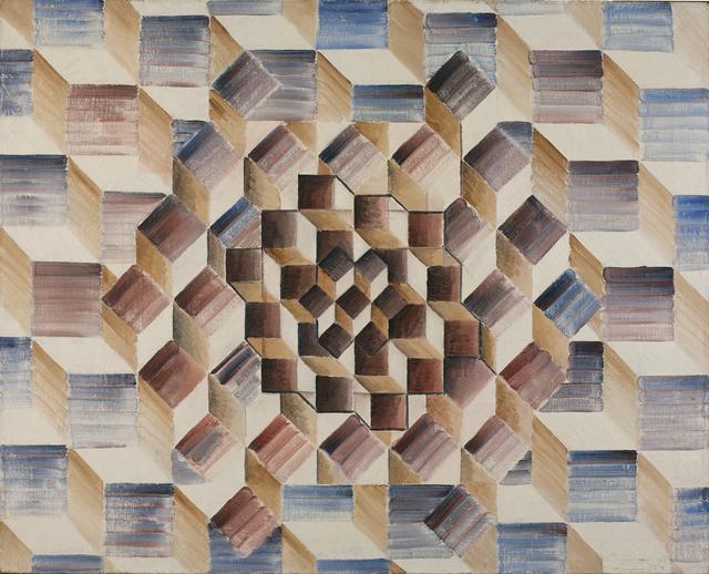 , 'Gutemberg Galaxy,' 1970, Jecza Gallery