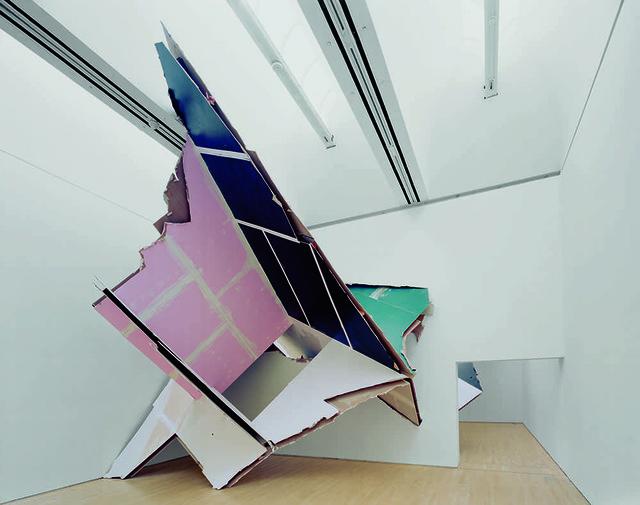 , 'Collider (SFMOMA - San Francisco),' 2007, Galerie Max Mayer
