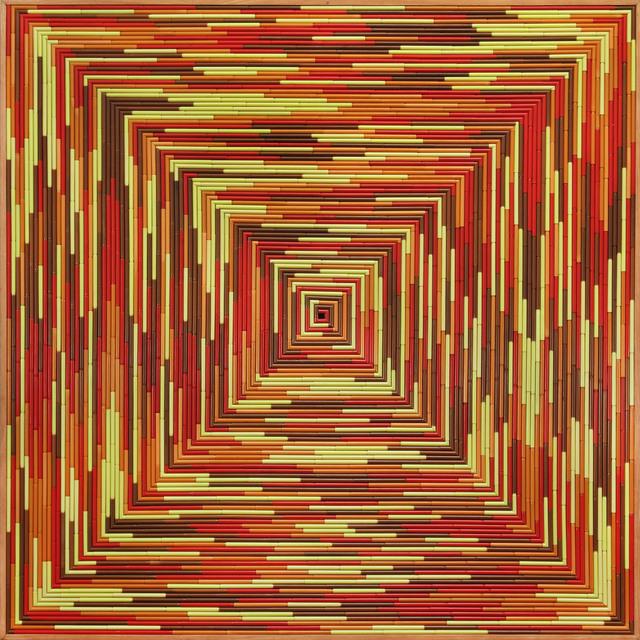 , 'Sequência randômica I,' 2012, Amparo 60