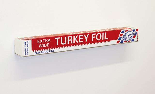 , 'Turkey Foil Box,' 2007, David Nolan Gallery
