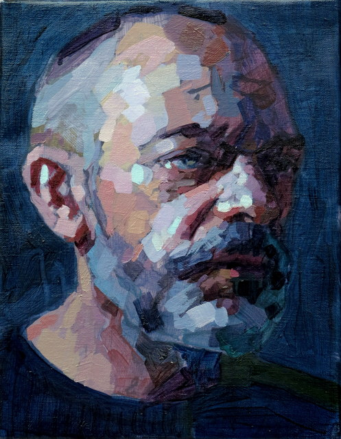 Laurent Dauptain, 'Autoportrait (1942)', 2017, Hugo Galerie