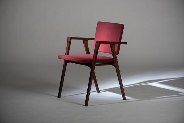 ", '""Luisa"" chair,' 1950, Casati Gallery"