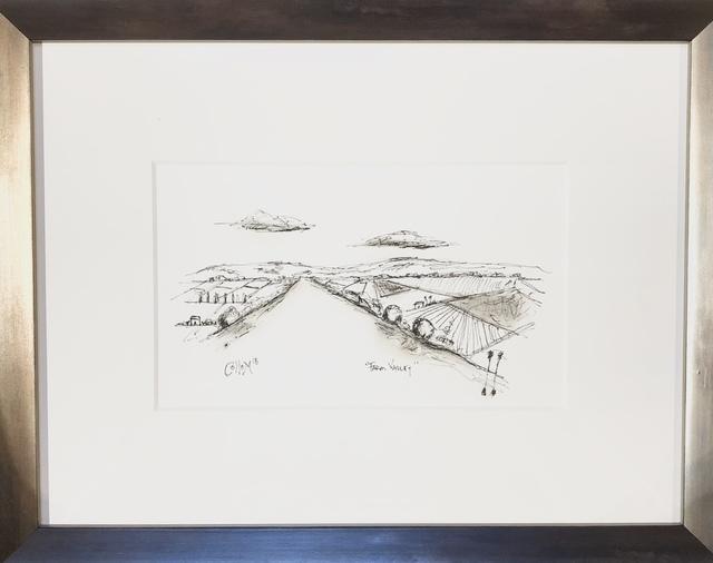 Tim Collom, 'Farm Valley', 2018, Tim Collom Gallery