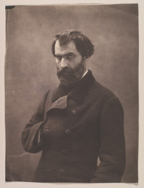 Nadar, 'Eugène Pelletan', 1855–1859, The Metropolitan Museum of Art