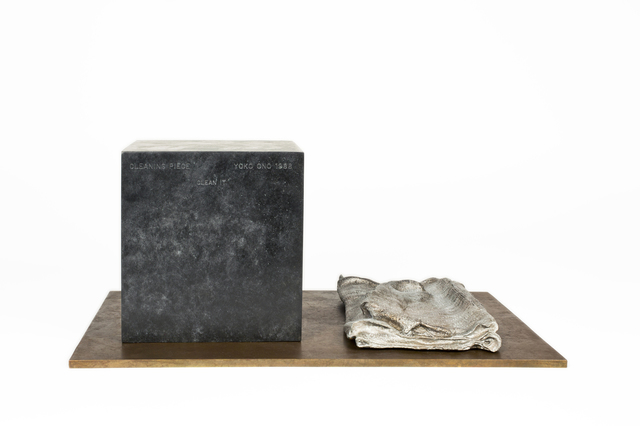 , 'Cleaning Piece,' 1966/1988, Galerie Lelong & Co.