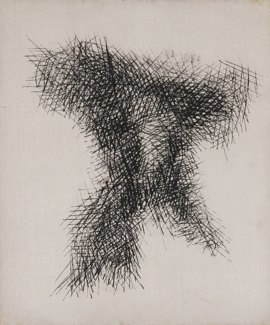 , 'Untitled,' ca. 1965, Graphos