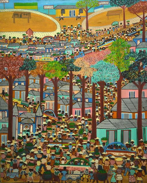 , 'Champêtre Limonade,' 1996, Le Centre d'Art d'Haïti