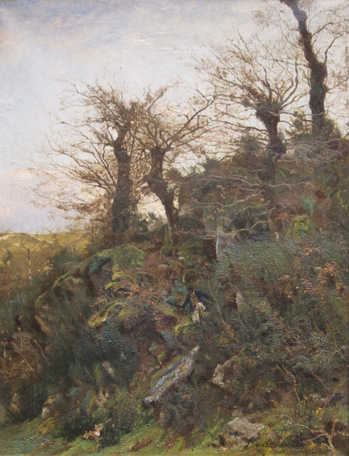 William Lamb Picknell, 'Hunting, Pont-Aven', 1887, Taylor | Graham